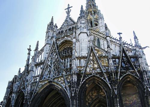 Rayonnant High Gothic Flamboyant